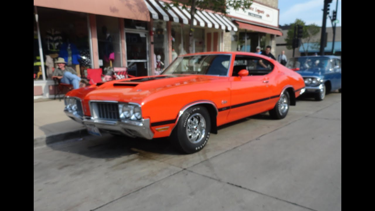 1970 Oldsmobile Olds Cutlass W-31 Holiday Coupe - My Car Story with Lou  Costabile