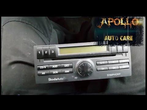 Skoda Fabia Stereo Change (Hack)