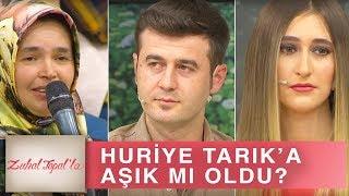 Zuhal Topal'la 204. Bölüm (HD) | Huriye Tarık'a Aşık mı Oldu?