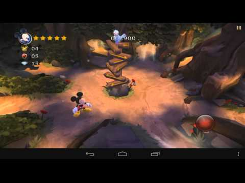 Castle of Illusion (Android) Review
