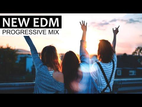 NEW EDM MIX - Progressive House & Dance House Music 2019