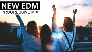 NEW EDM MIX - Progressive House & Dance House Music 2019