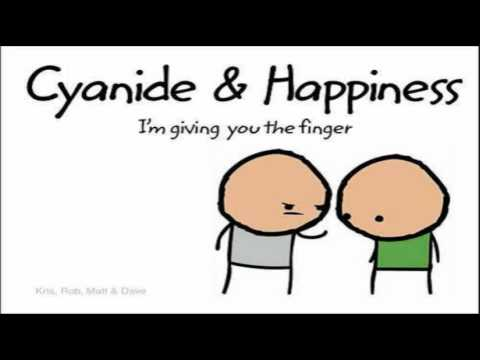 Cyanide and Happiness theme