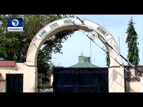 Police Take Over Kano State House Of Assembly |News Accros Nigeria|