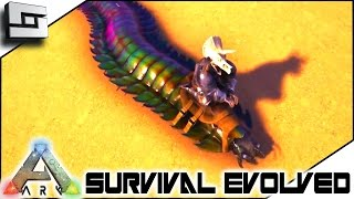 ARK: Survival Evolved - TAMING AN ARTHROPLUERA! S4E33 ( The Center Map Gameplay )