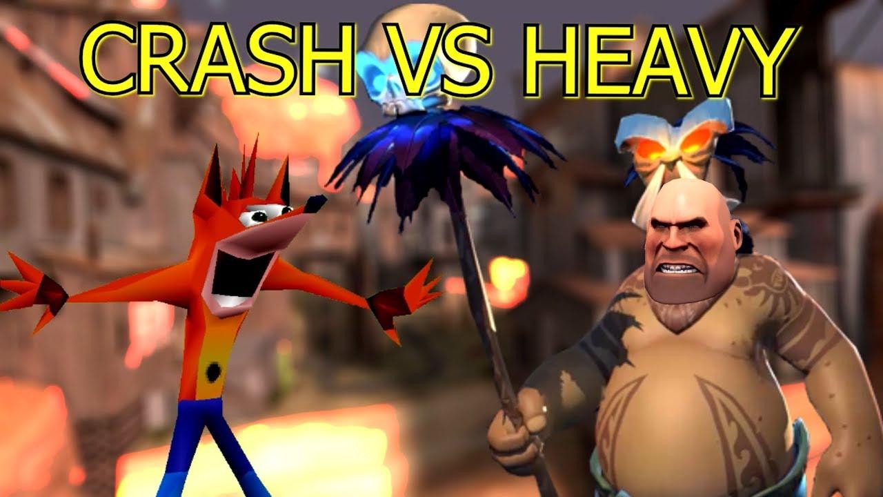 Tf2 crash bandicoot vs heavy woah meme team fortress 2 youtube tf2 crash bandicoot vs heavy woah meme team fortress 2 freerunsca Gallery