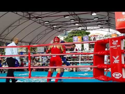 MUAY-THAI,ASIAN GAMES 18.11.2014 PATONG BEACH PHUKET.