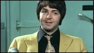 Beatles: Paul McCartney interview 1968 [HQ]