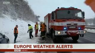 BBC World News in one minute (January 10, 2019)