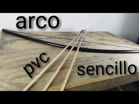 como hacer un arco de CPVC casero super fácil y potente [How to make a homemade PVC ]