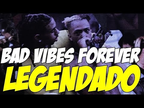 Robb Bank$ – Bad Vibes Forever  ( Legendado )