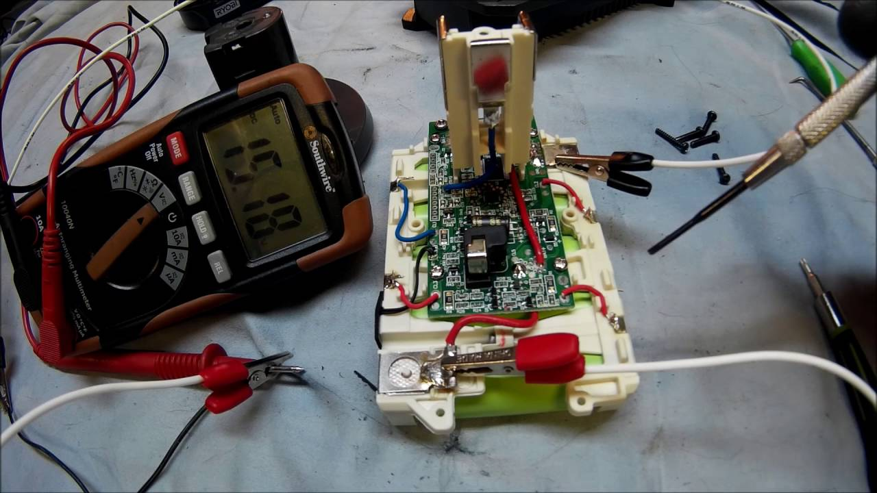 Lithium Drill Battery Hack Watch Before You Buy New