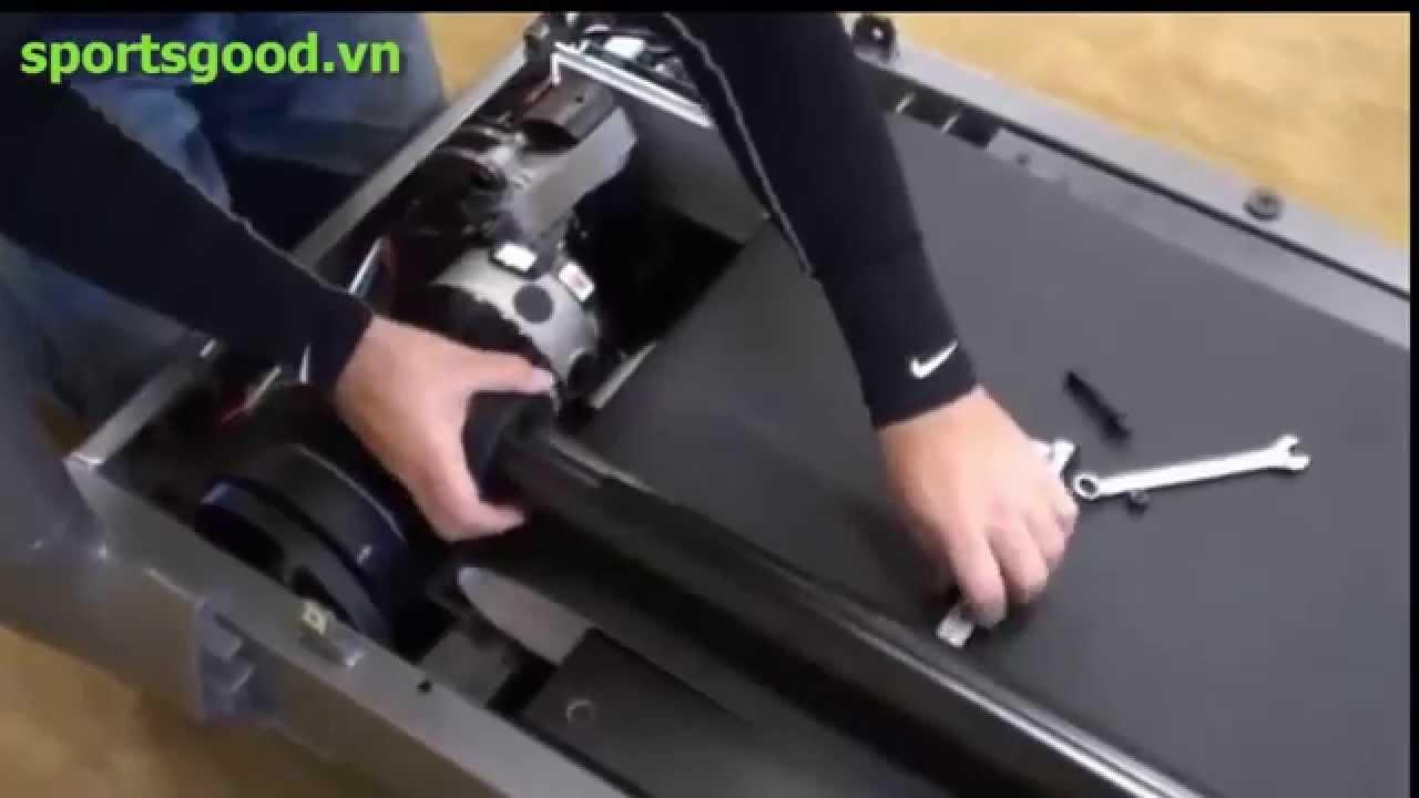 Máy chạy bộ điện- Hướng dẫn sửa chữa băng tải