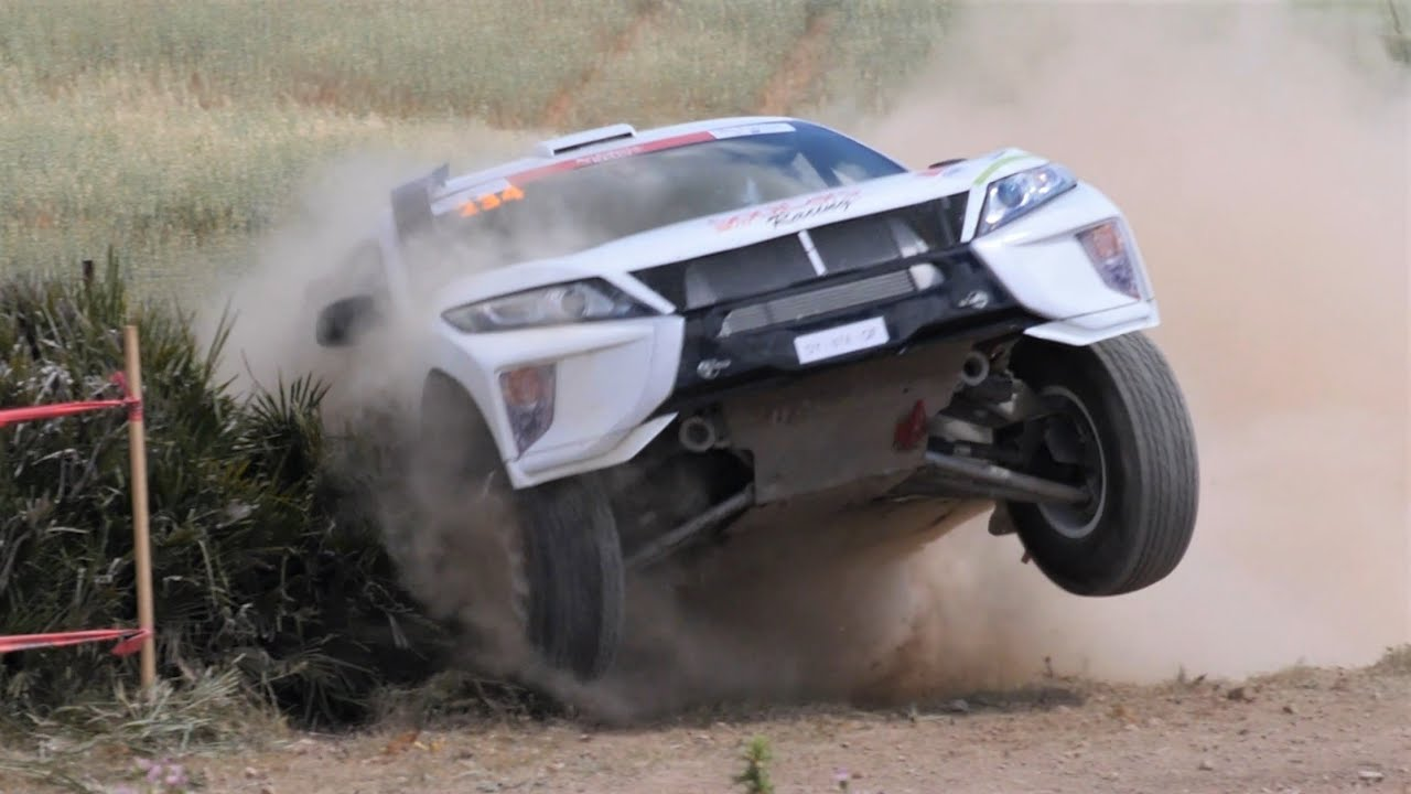Andalucía Rally 2021 | Best Show & Action - Day 1 by Jaume Soler