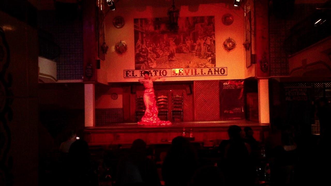 Alrojo Flamenco Festival 2014 Sevilla Tablao El Patio Sevillano