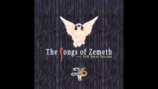 The Songs of Zemeth ~Ys VI Vocal Version - Release of the Far West Ocean ~I