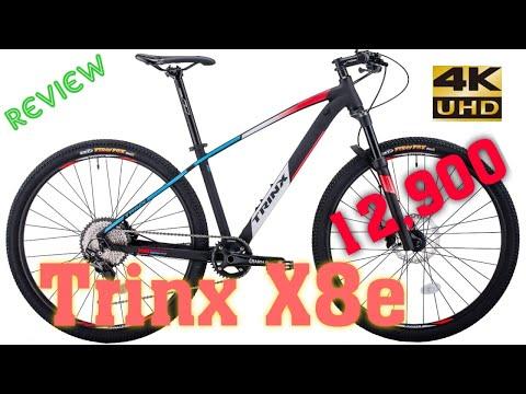 ขอแนะนำ Trinx X8e 11sp SLX  เสือภูเขาดีๆ ราคาสุดคุ้ม 12,900 เท่านั้น
