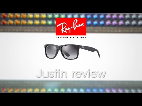 Ray-Ban Justin Sunglasses Review | SportRx