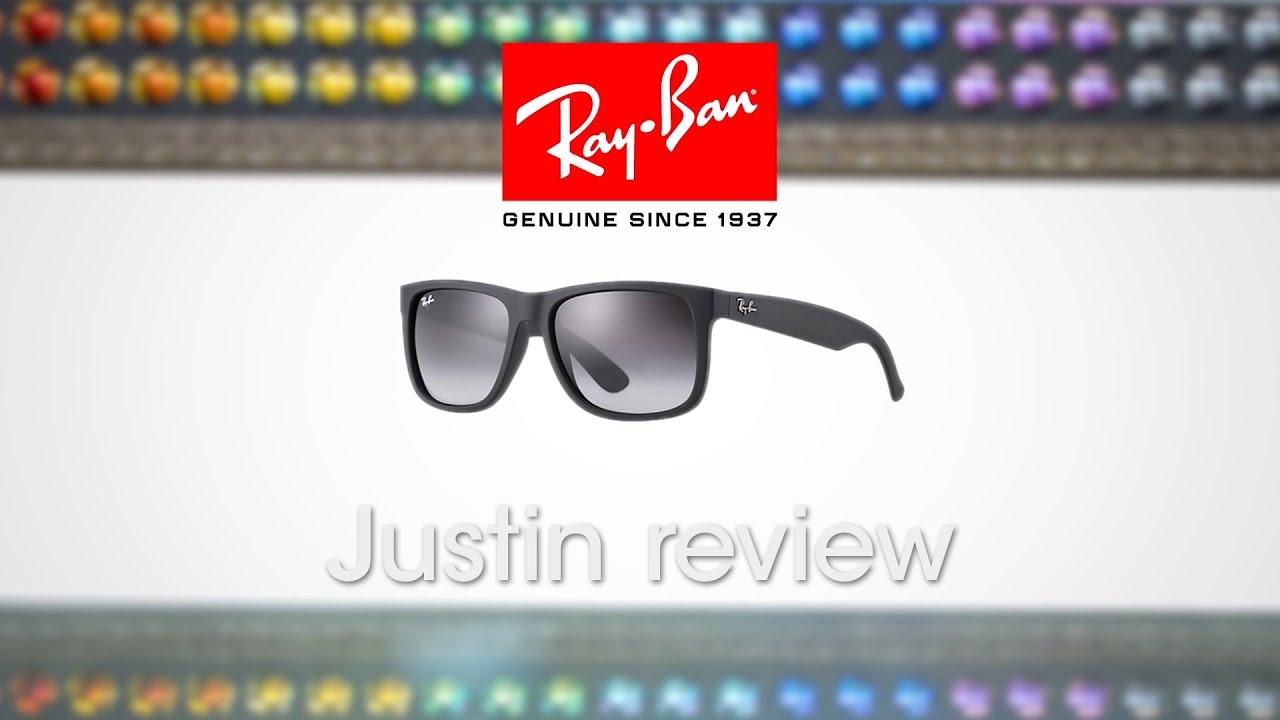 e1c540ea935 Ray-Ban Justin Sunglasses Review