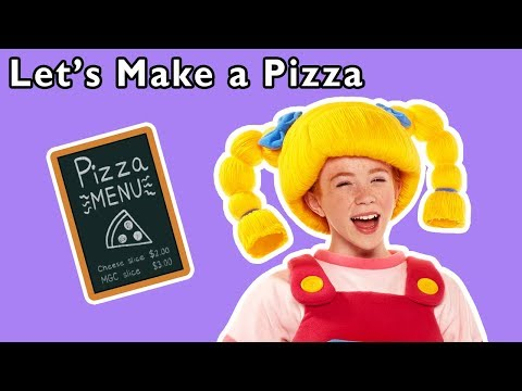 Let's Make a Pizza and More | YUMMY SNACK RHYME | Baby Songs from Mother Goose Club!