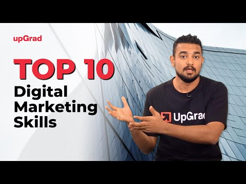 10 Killer Digital Marketing Skills to Master