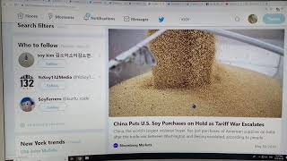 Global Food Supply Disruption from Abrupt Climate Change: Part 2 of 2 U.S. farmers are at wits end; livelihoods on the line, as they wait for persistent torrential rains to stop, and for fields to dry out enough for planting. They're posting ..., From YouTubeVideos
