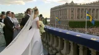 Victorias Tal till Svenska Folket på Bröllopet 19 juni 2010 [ENG SUB]
