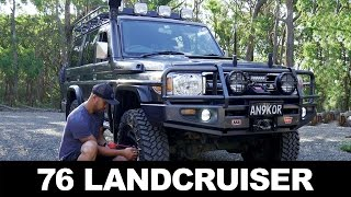 pride and joy ep 1 76 landcruiser