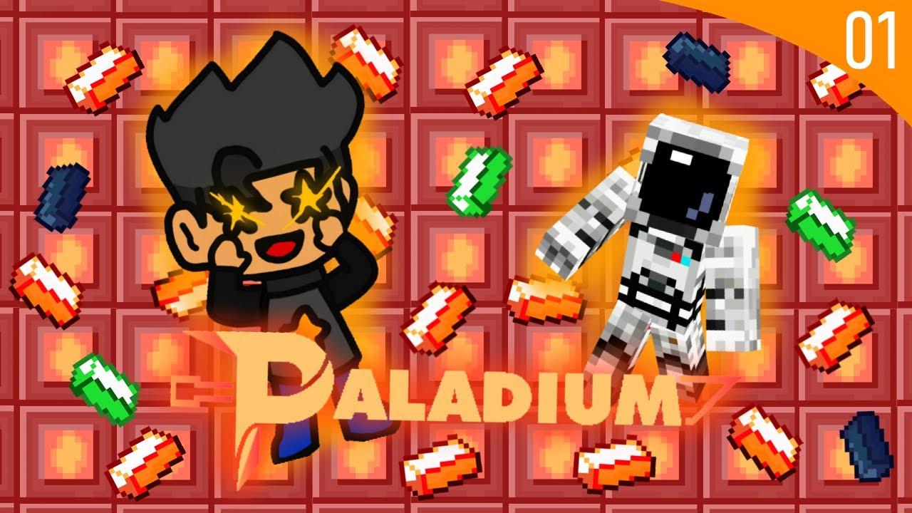 JE DECOUVRE LE SERVEUR DE @Fuze III !!! (Paladium) | Paladium V7 #1