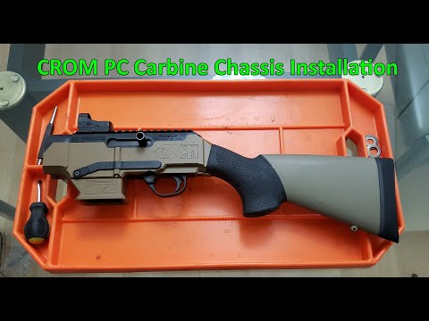 CROM PC Carbine Chassis Installation