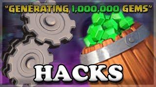 Clash Royale HACKS | Gem Hacks | Friends List Hack 🍊
