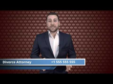 Divorce Attorney Local Lawyer Business Video