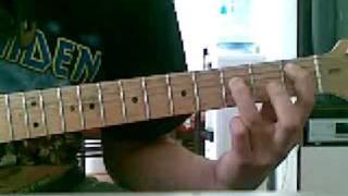 Guitar lesson: Nirvana - Love Buzz