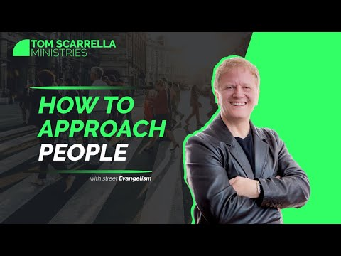 How to Approach People with Prophetic Words & Street Healing - Power Evangelism