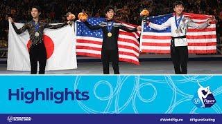 Men Highlights   Saitama 2019   #WorldFigure