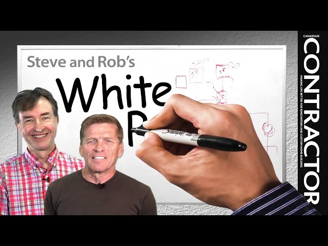 Steve and Rob's White Board Ep. 9 Pros Choose GRK Fasteners for These 4 Reasons