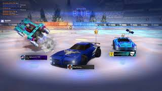 Stream, October 14th 2017 - Rocket League Snow Day