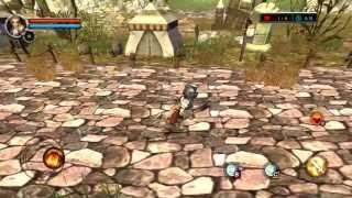 3D RPG Heaven Sword игра на Андроид