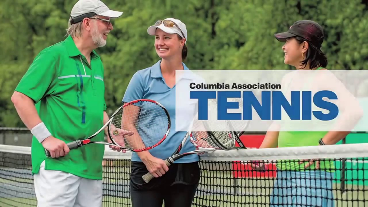 Tennis For Toddlers Tennis In Columbia Md Columbia Association