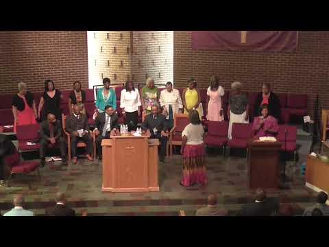 PGBC Women's Choir - 170827 - Give me a clean heart