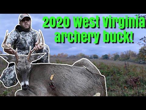 2020 West Virginia Archery Buck!
