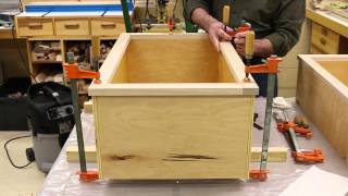 The Down To Earth Woodworker 5s Shop Wall Cabinet Part 4