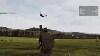 #15 Деград-отряд и авиация / Arma 2 Epoch