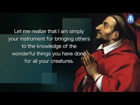 Prayer of St Charles Borromeo
