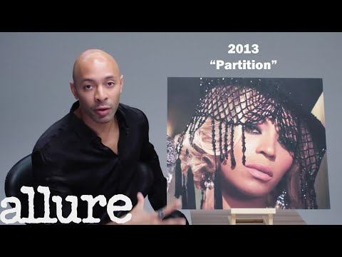 Beyoncé's Makeup Artist Explains Her Iconic Music Video Looks | 2013-Now | Pretty Detailed
