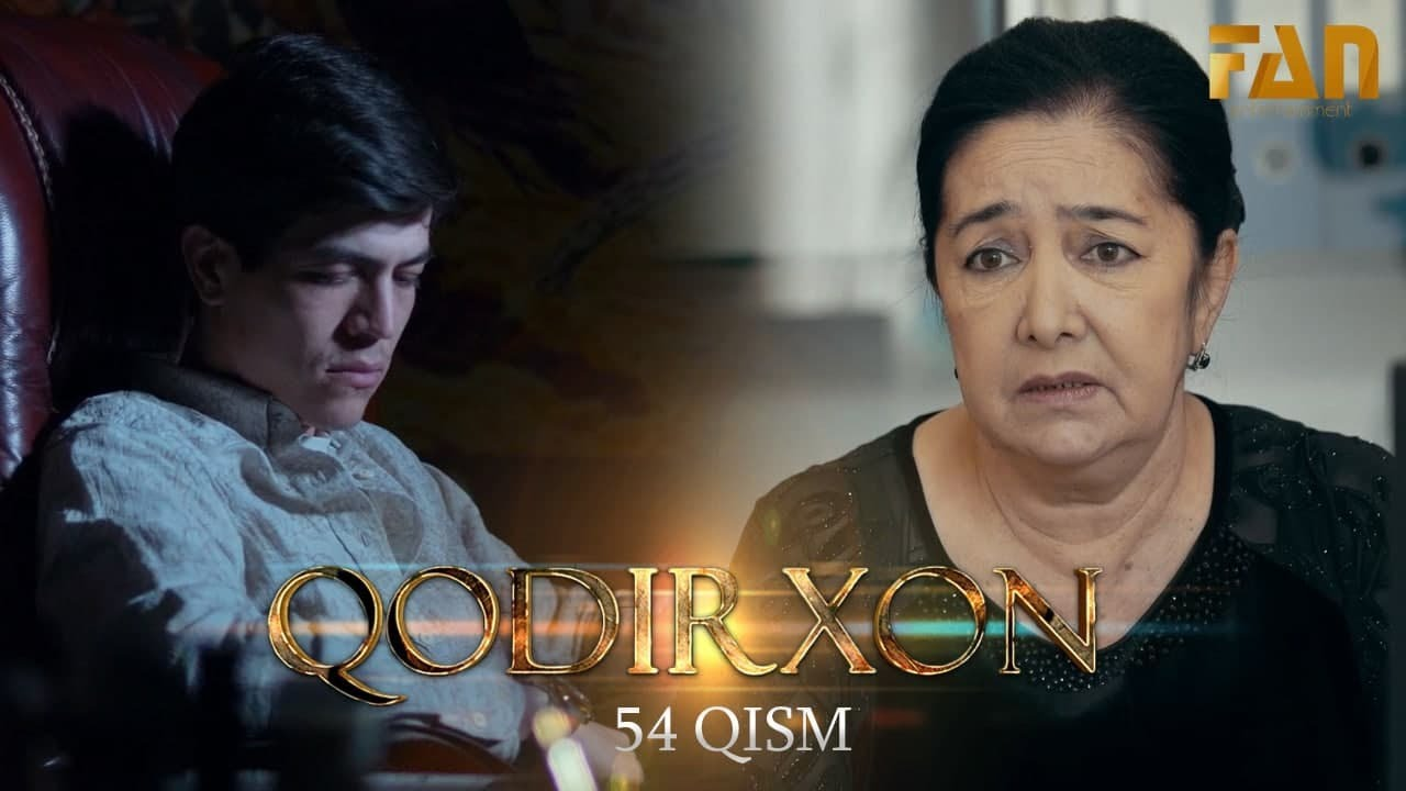Qodirxon (milliy serial 54-qism) | Кодирхон (миллий сериал 54-кисм)