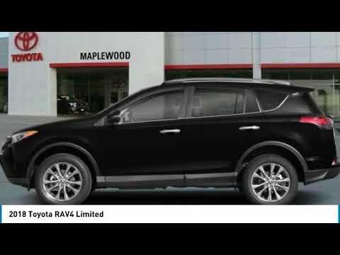 2018 Toyota RAV4 Limited Maplewood, St Paul, Minneapolis, Brooklyn Park, MN J12964