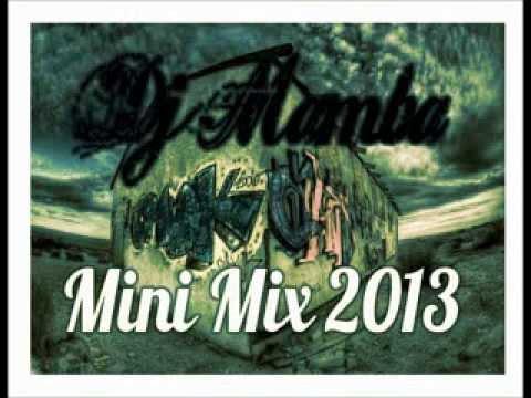 Soulful Funky Glitch Hop Mini Mix 21013-DJ Mamba