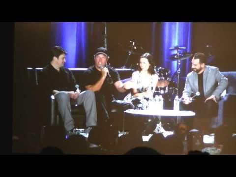 Firefly Wizard World Chicago Comic-Con 2015 Panel With Nathan Fillion, Adam Baldwin & Summer Glau!