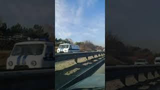ДТП на об'їзній Сімферополь-Ялта18.10.19